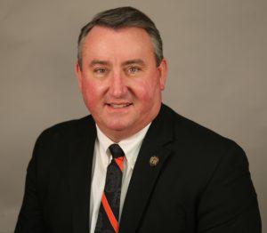 State Senator Frank Ginn
