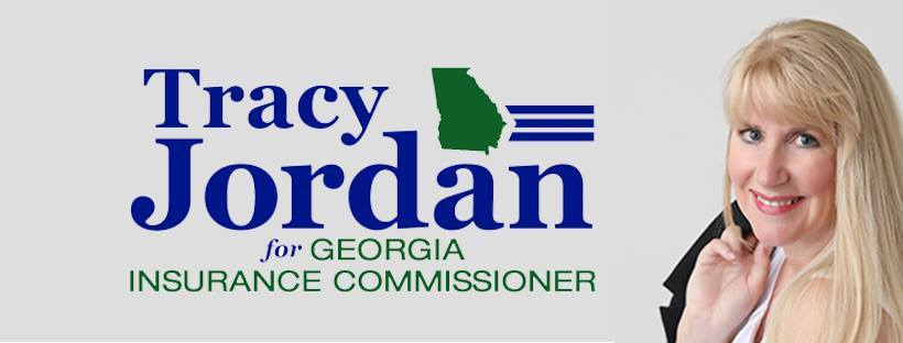 Tracy Jordan for Georgia Insurance Commissioner